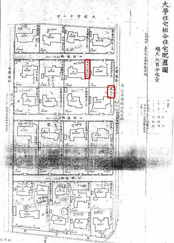 青田七六-大學住宅組合