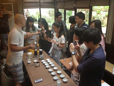 青田七六-第二屆咖啡美學講座--零基礎班-活動圖片