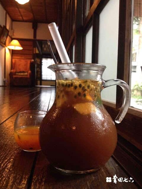青田七六-自製果醬-水果茶