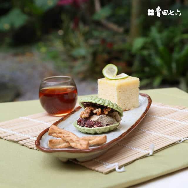 青田七六-2016-季節限定-夏越生菓子套餐