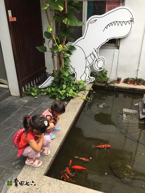 青田七六-小小畫家大恐龍-活動圖3