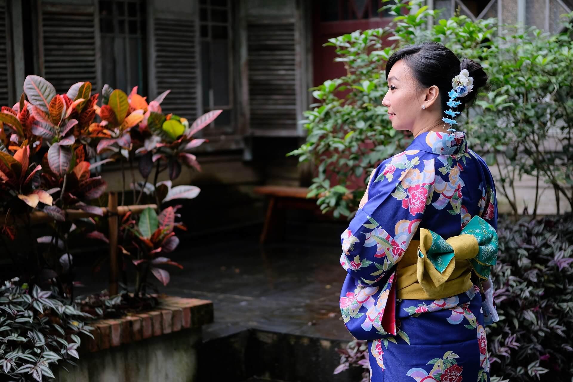 青田七六-七六聚樂部-浴衣和服-小紋和服-課程 (5)