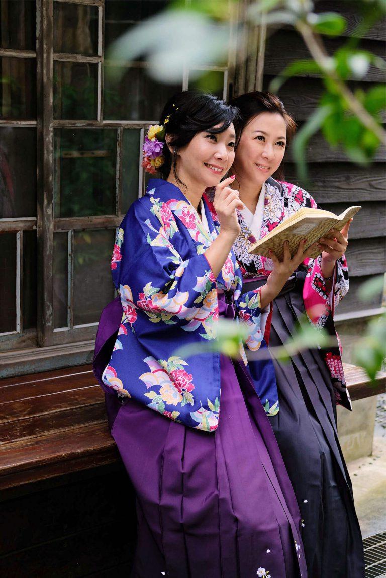 青田七六-七六聚樂部-浴衣和服-袴-課程 (4)