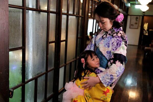 青田七六-七六聚樂部-浴衣和服-親子浴衣-課程 (1)
