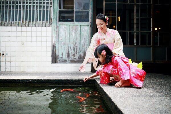 青田七六-七六聚樂部-浴衣和服-親子浴衣-課程 (4)