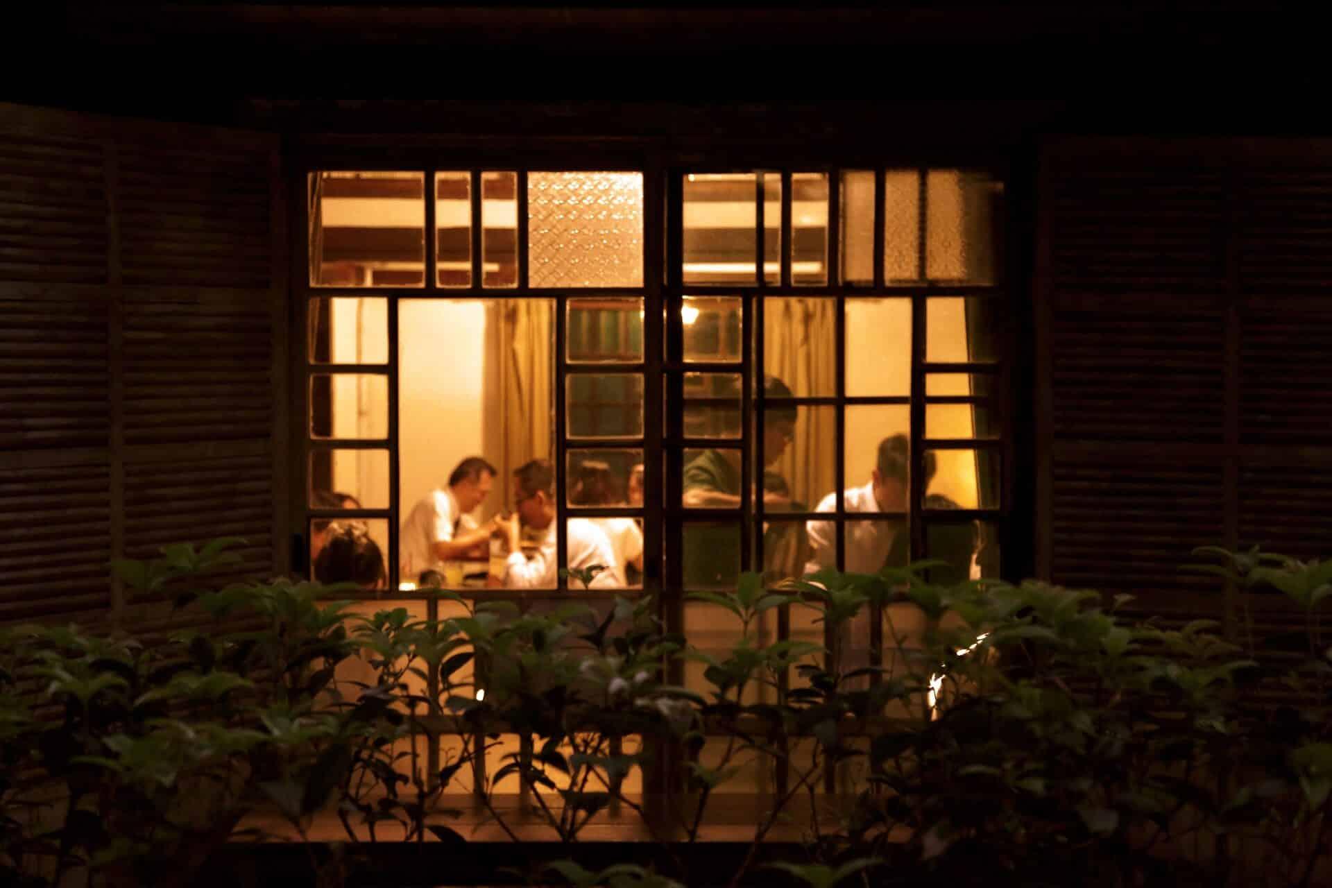 青田七六-日式老屋的創意料理