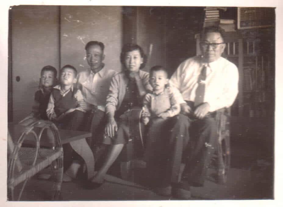 青田七六-馬廷英-家庭與生活照片 (1)