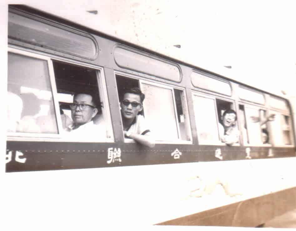 青田七六-馬廷英教授-從不叫三輪車,不是步行就是搭公共汽
