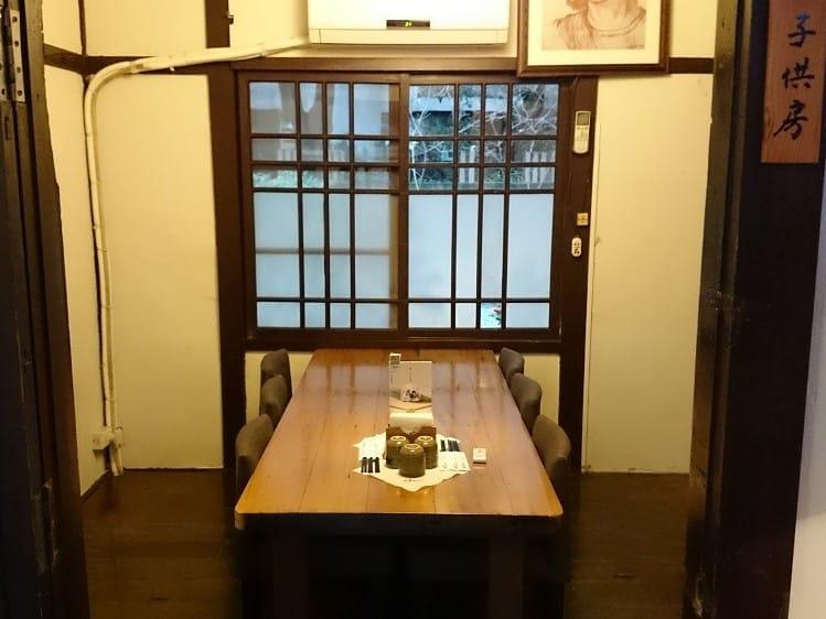 青田七六-餐飲空間-子供部屋
