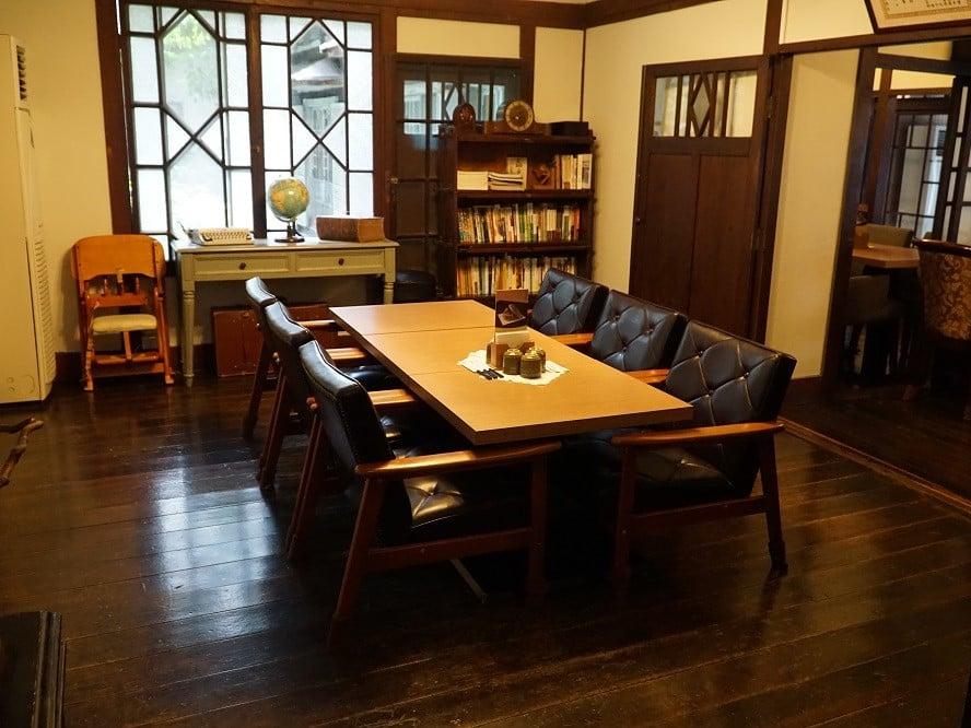 青田七六-餐飲空間-應接室