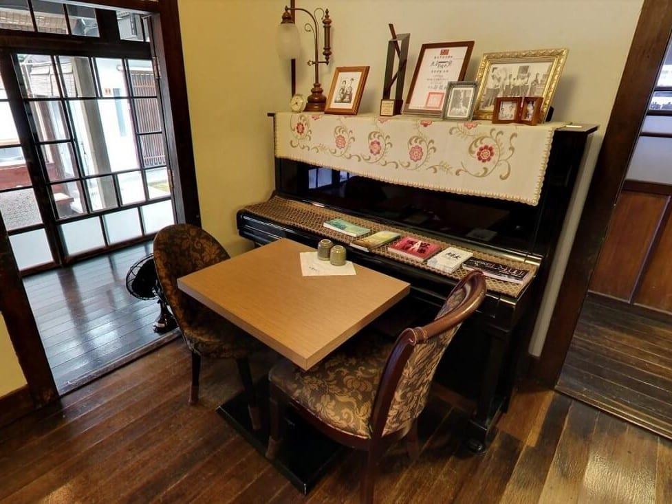青田七六-餐飲空間-食堂