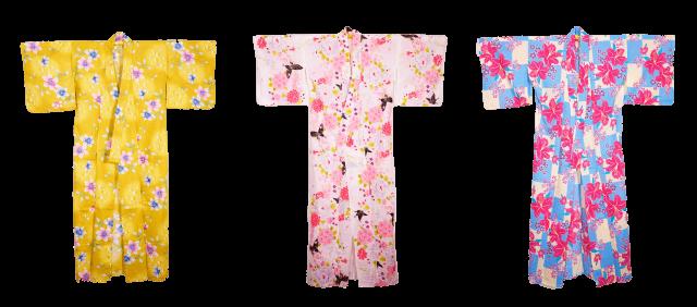 青田七六-七六聚樂部-和服體驗-浴衣樣式