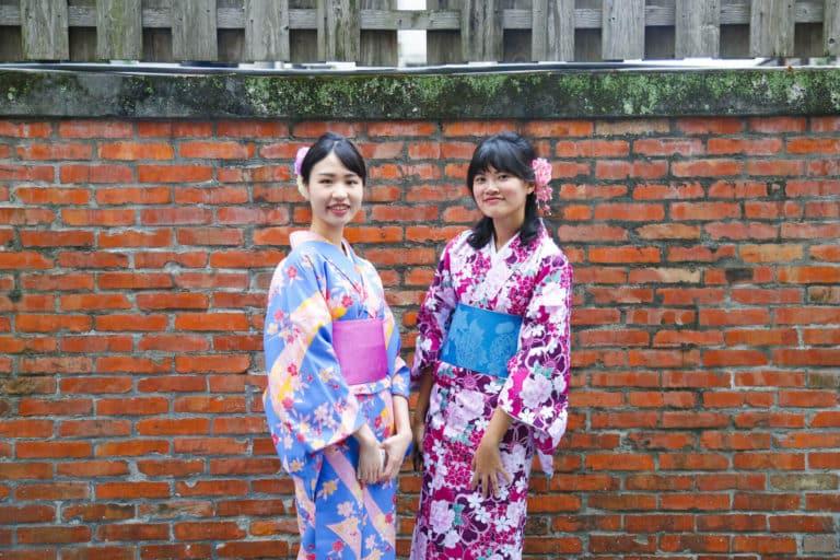 青田七六-七六聚樂部-浴衣和服-小紋和服-員工拍攝 (2)
