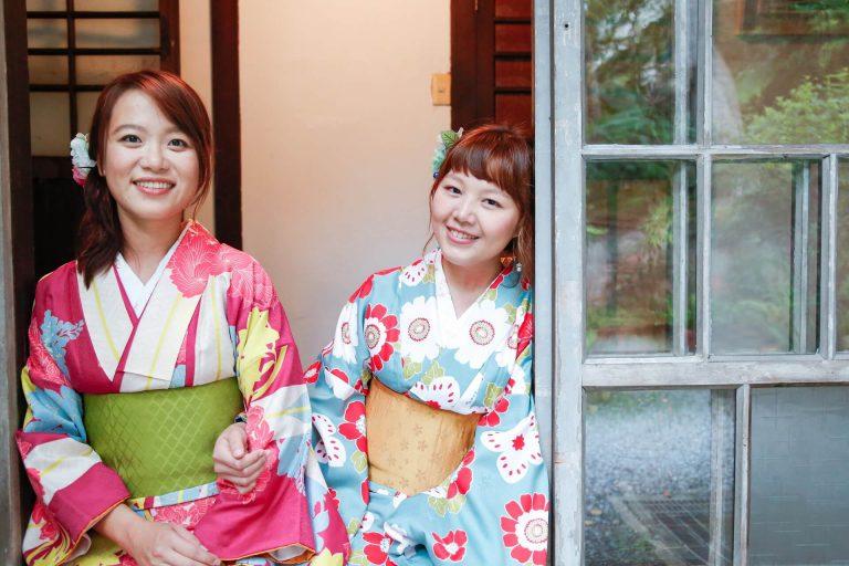 青田七六-七六聚樂部-浴衣和服-小紋和服-員工拍攝 (3)