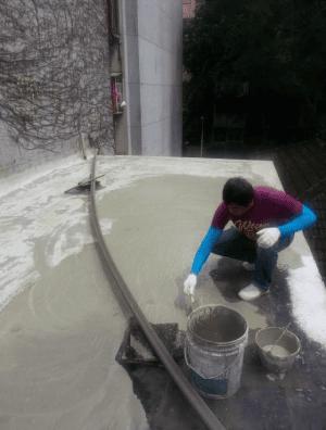 青田七六-屋頂改善漏水工程
