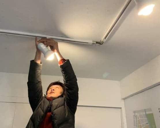 青田七六-維護紀錄-2019年12月20日-遛遛七六小書房電燈更換及維修-v1