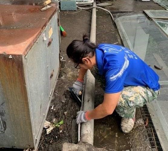 青田七六-維護紀錄-2020年04月15日-水泥建物防水工程-v1