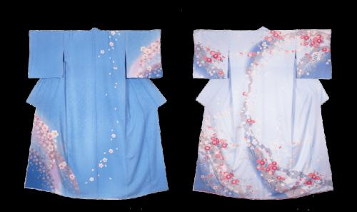 青田七六-七六聚樂部-和服體驗-訪問著和服樣式